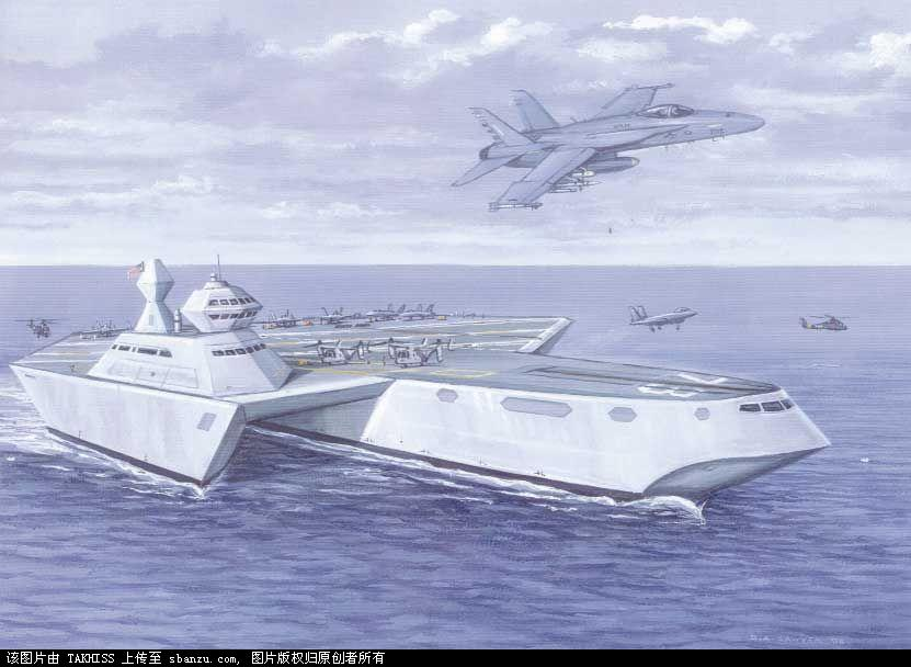 Pin Trimaran-carrier on Pinterest